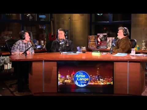 The Artie Lange   Robert Iler instudio Part 2