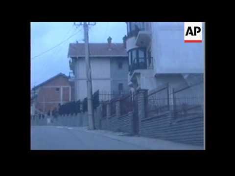 KOSOVO: PRISTINA: PICTURES OF VEDLANIA SETTLEMENT