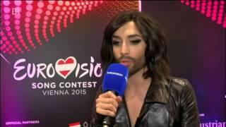 Conchita Wurst - Happy Birthday, ESC... 05.2015