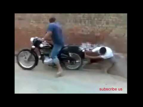 ROYAL ENFIELD vs TRACTOR vs MANPOWER Stunning Terrific Competition
