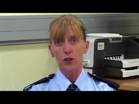 Margaret Donaghue - Prison Officer