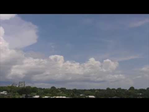 Full Day of Storm Time-lapse