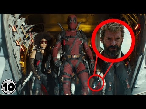 Top 10 Easter Eggs You Missed In Deadpool 2 - Part 2