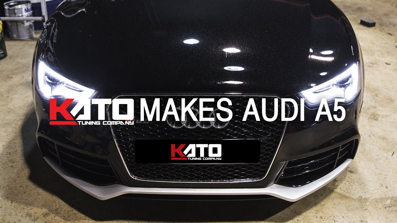 audi a5 kufatec active sound youtube. Black Bedroom Furniture Sets. Home Design Ideas