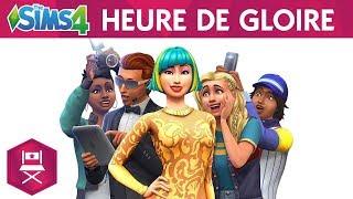 On découvre les Sims 4 Heure de Gloire !!