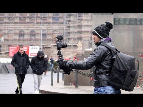 SNOWFALL IN PRAGUE