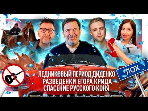 Разведенки ЕГОРА КРИДА / ШНУРОВ vs. СТАС МИХАЙЛОВ/ ДИДЕНКО в поисках дома / МИНАЕВ