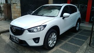 In Depth Tour Mazda CX5 2.5 Grand Touring KE (2013) - Indonesia