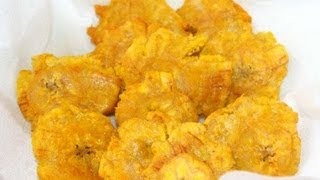 How To Make Tostones.