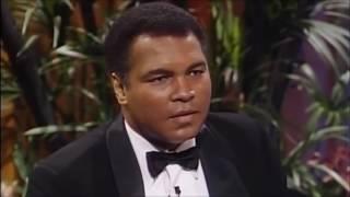 Мухаммед Али. Майк Тайсон: Великий, он меня победил бы! 1989 год. (Русская озвучка)