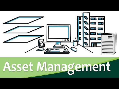 Asset Management - How are you managing your assets?
