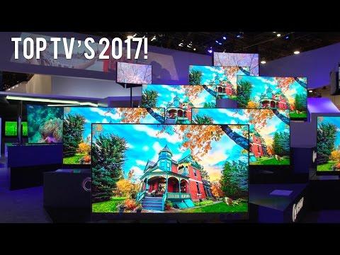 Best TVs of 2017!