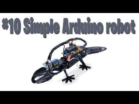 Top 10 Simple Ardruino robot for beginner