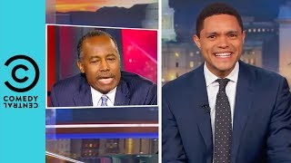 Ben Carson Farted Live On Fox News | The Daily Show With Trevor Noah