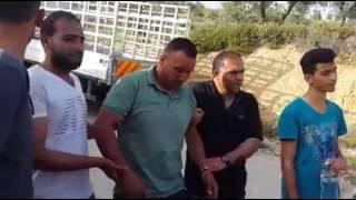 مستوطنون إسرائيليون يعتدون على منازل فلسطينية جنوب نابلس (فيديو)