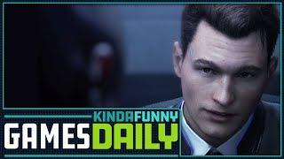 Quantic Dream Loses Court Case - Kinda Funny Games Daily 07.27.18