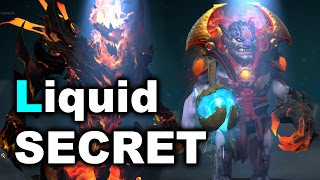 LIQUID vs SECRET - Match of the Day! - DreamLeague 7 DOTA 2