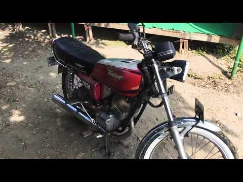 Kawasaki Binter GTO 110 cc Lorban