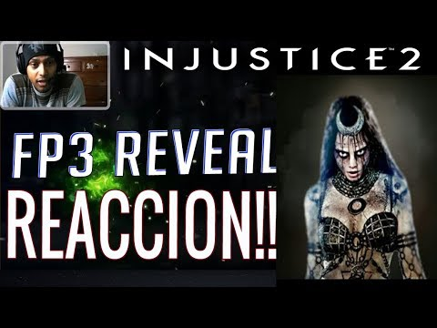 REACCIÓN! - INJUSTICE 2: FIGHTER PACK 3 REVEAL!