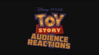 TOY STORY 4 {SPOILERS}: Audience Reactions | June 21, 2019