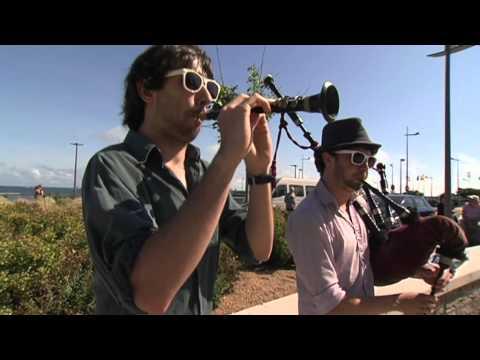 Quiberon: Bombarde Cornemuse musique Bretagne - TV Quiberon 24/7