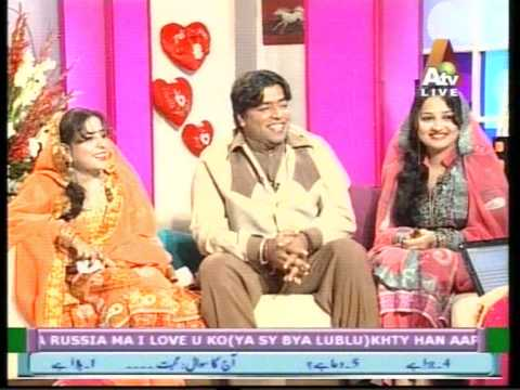 Valentine's Day Special with Azhar Haidri Post by Zagham