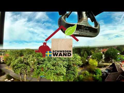 Schwedenwand by Nordic Haus, Baustellenbesuch in 360° 4K Virtual Reality