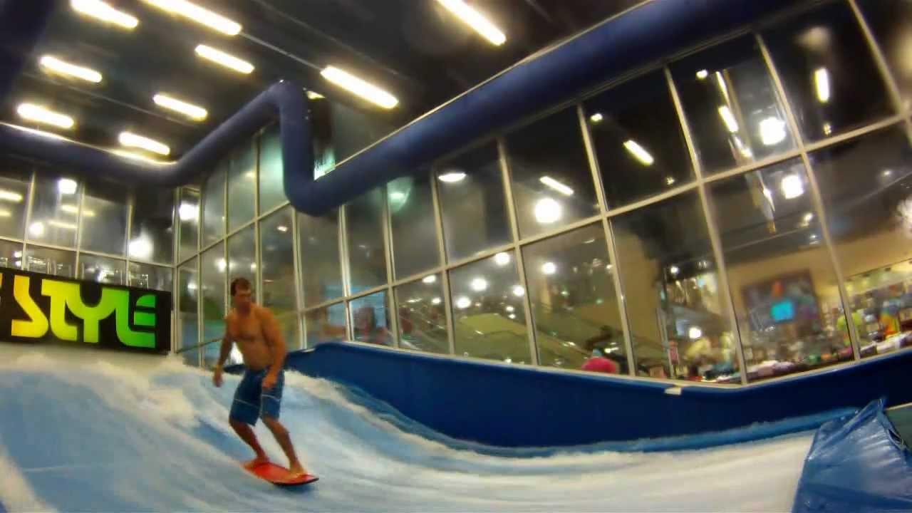 Surf Style Clearwater Beach Fl Indoor Surfing
