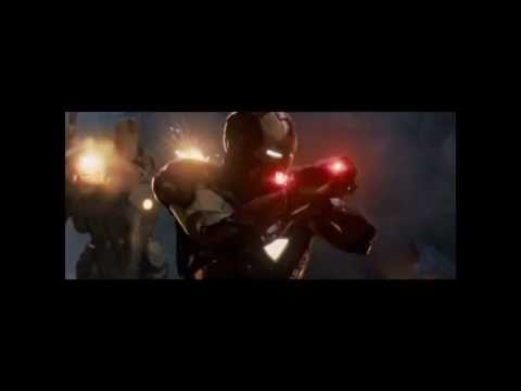 Black Sabbath - Iron Man (With Movie Scenes)