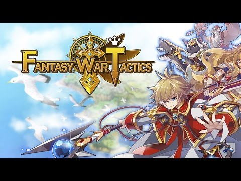 Fantasy War Tactics Gameplay Trailer | iOS / Android Tactical RPG