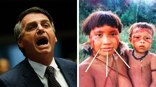How The Next Brazilian President Might Destroy Isolated Amazon Tribes