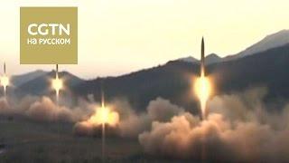 Запуск северокорейской ракеты обсудили лидеры США и Японии