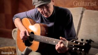 James Taylor on playing and technique: exclusive video for Guitarist magazine thumbnail