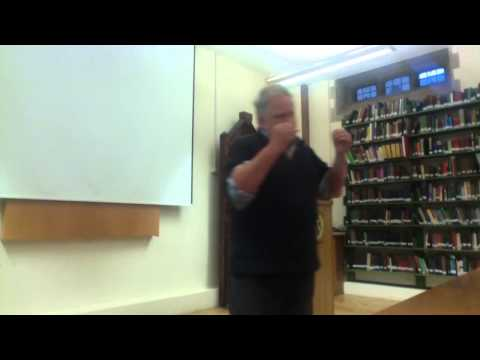 Is There Free Will?  Metaphysics Lectures at Oxford University