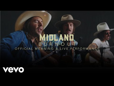 """Midland - """"Burn Out"""" Performance & Meaning"""