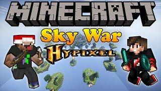 [Sky War]Minecraft Server Hypixel cùng Zeros: CHIẾN CÔNG ĐẦU