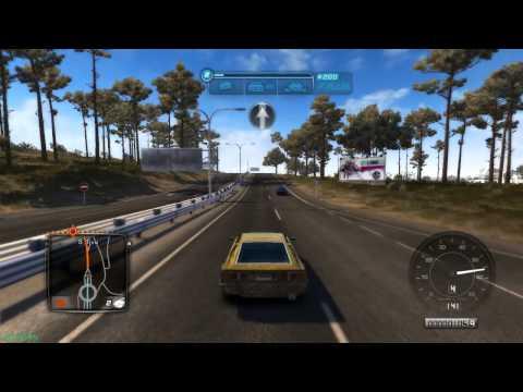 Test Drive Unlimited 2 - Свободная езда по острову Ибица