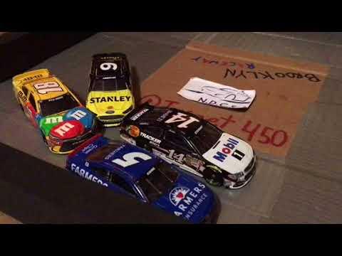 NDCS race 4 season 1 - Brooklyn Raceway - target 450