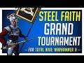Steel Faith Overhaul 2 Grand Tournament - Total War: WARHAMMER 2