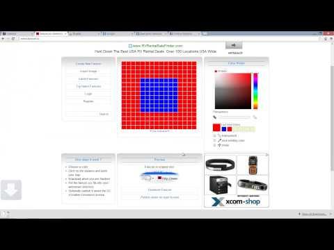 Создание фавикона (favicon.ico) для сайта Joomla!