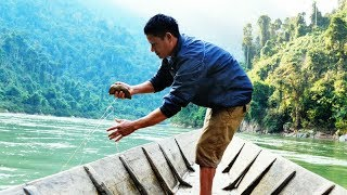 THẢ CÂU SÔNG ĐÀ | Cắm Trại Sông Đà - Tập 2