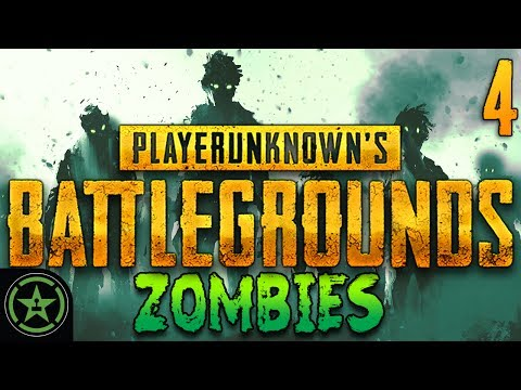 Let's Play - PlayerUnknown's Battlegrounds: Zombie Mode