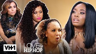 Yandy's Fights w/ Chrissy Lampkin, Rah Ali, Kimbella & More  | Love & Hip Hop: New York