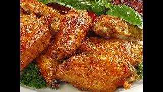 Cách làm cánh gà và chân gà chiên nước mắm thơm ngon