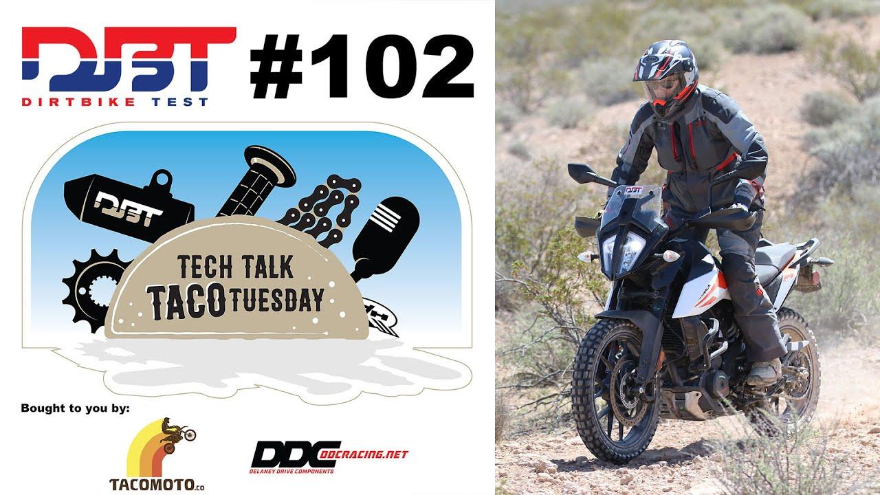 Tech Talk Taco Tuesday #102