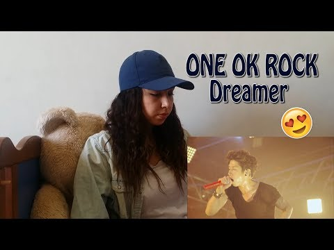 ONE OK ROCK - 完全感覚Dreamer 'Mighty Long Fall ' LIVE   REACTION