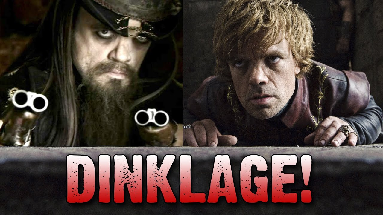 DINKSTEP - A Peter Dinklage Remix - YouTube
