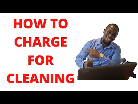 HOW TO CHARGE FOR JANITORIAL SERVICES LIVE Q&A