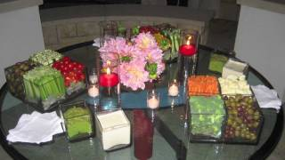 Buffet Food Displays