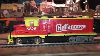 ho tyco china bad condition missing parts chattanooga choo tennessee diesel loco
